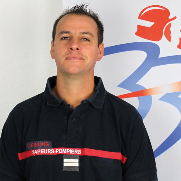 Cédric Girons
